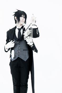 Sebastian Michaelis(Black Butler)   Koh Kurokarasu - WorldCosplay