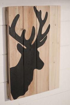 Drewniana tablica - SeeHome - Dekoracje bożonarodzeniowe