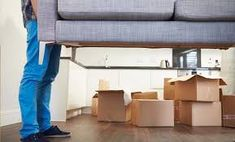 The big day is here: you're moving into your first apartment. But how do you keep your dream first apartment from turning into a nightmare situation? Know how to protect your first house, and make sure that your first home is safe. Moving Day, Moving Tips, Moving House, Moving Furniture, Furniture Movers, Furniture Dolly, Furniture Online, Cheap Furniture, Furniture Websites