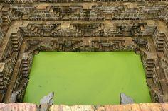 Off The Beaten Path: Chand Baori Stepwell, India