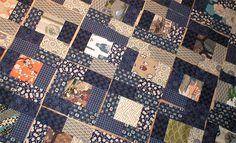 Not only are all 15 of the quilt patterns executed with easy-to-cut rectangles (which is a plus), but the first several chapters cover many fundamental quilting concepts. Description from diannalaferry.blogspot.com. I searched for this on bing.com/images