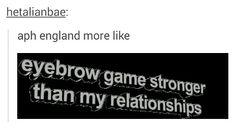 APH England more like