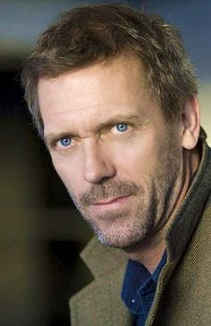 hugh laurie...such blue eyes!