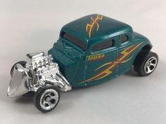 Maisto 1/64 Scale 1934 Ford Hot Rod Tonka 2002 Hasbro #Maisto #Ford