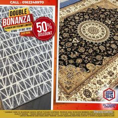 Other for sale, RM230 in Klang, Selangor, Malaysia. RUGS THAT CHANGE YOUR MOOD!!  If you can get Dazzling rugs with great discounts. so, why don´