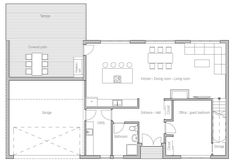 house design house-plan-ch315 10
