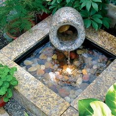 Water Fountains For Landscaping - Bing Images