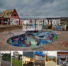 7. Oatman, Arizona - 7 Ghost Towns to Visit on a Route 66 Road Trip ... → Travel