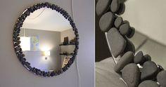 Deko-Ideen-mit-Steinen-für-innen-und-außen_spiegelrahmen-basteln-mit-steinen
