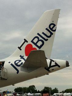 I love JetBlue -and New York!!