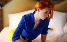 Five years since her debut album, La Roux returns with the disco-infused Trouble In Paradise