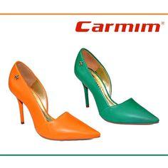 Scarpin Carmim - www.rochelliloja.com.br