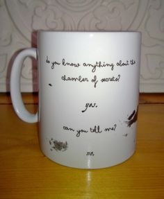 Harry Potter Mug Tasse Chamber of Secrets von CatsCorporation