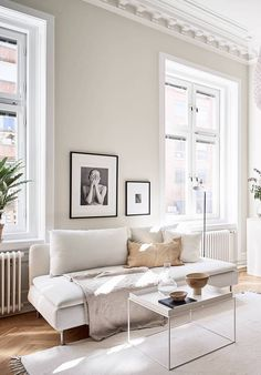 Turn of the century home in beige - via Coco Lapine Design blog