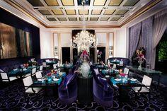 Joël Robuchon Restaurant in Las Vegas / restaurant design, best restaurants, hospitality design #restaurantdesign #bestrestaurants #hospitalitydesign  For more inspiration, visit: http://brabbucontract.com/projects