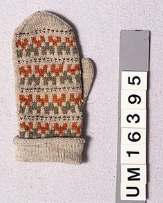 Swedish Embroidery, Twine, Mittens, Ravelry, Knitted Hats, Free Pattern, Knitwear, Knit Crochet, Museum