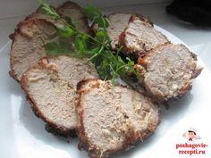 Мясо в рукаве - любимое блюдо наших мужчин