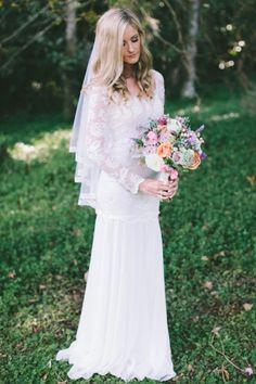 Long Sleeve wedding dress, ชุดเจ้าสาว แขนยาว,แนะนำแบบ ชุดวิวาห์