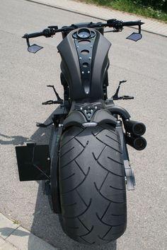 e50632163 Bad Ass Bike Harley Davidson V Rod