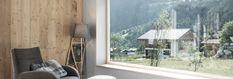 CRN House | Alp'Architecture sàrl | Media - Photos and Videos | Archello Living Spaces, Windows, Photo And Video, Architecture, Building, Cube, Concrete, Houses, Videos