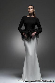(+1) - Необычные платья от Isabel Sanchis Haute Couture Осень-Зима 2014-2015. Часть 2 | Мода