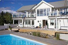 Ekologiska hus, lågenergihus, passivhus i Sveriges vackraste design