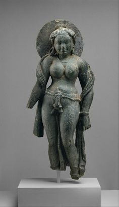 Matrika:  Once integral to early Hindu temple iconographic schema, the 7 Mother goddess.