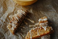 Pumpkin Spice Latte Biscotti...had to put this in breakfast bc it would be sooooo good with coffee <3