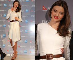 Fantastic dress/outfit (Miranda Kerr In Willow – David Jones AMEX Press Conference)