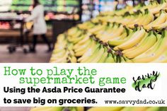 Asda Price Guarantee – How to use it properly to get your shopping cheaply