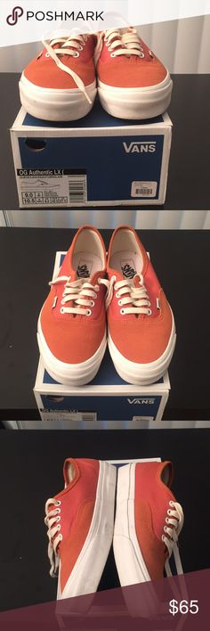10 Best Orange vans images | Orange vans, Vans, Vans outfit
