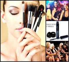 Makeup, mineral makeup, sminke og mineralsminke på nett - Spesialister på makeup Makeup - Grunnkurs 1: Dag + Fest - Makeup kurs - Makeup Butikken