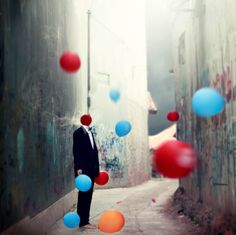 Surreal Photo Project by Mikael Aldo