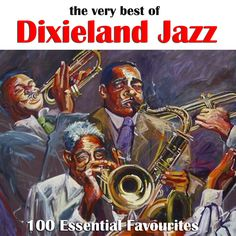Various Artists - The Very Best of Dixieland Jazz (AudioSonic Music) [Fu...