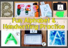 I wanted to share with you today some favorite and fun ideas for teaching the letters of the alphabet andContinue reading
