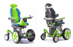 Innovative Wheelchair Adapts to Children's Needs as they Grow