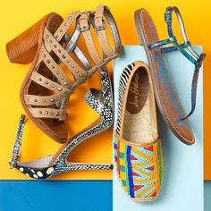 Shoes of #summer. #BelkStyle Sam Edelman