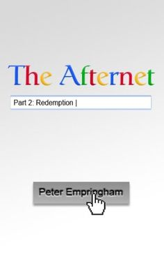 The Afternet Part 2 – Redemption - this book is free on Amazon as of October 31, 2013. Click to get it. See more handpicked free Kindle ebooks - judged by their covers fresh every day at www.shelfbuzz.com
