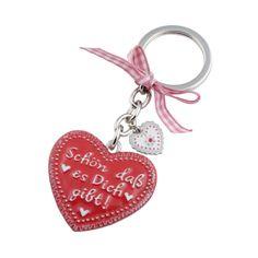 Schlüsselanhänger – Schön, dass es dich gibt  geschenkidee.de/schlusselanhanger-schon-dass-es-dich-gibt.html