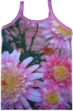 Small dreamfactory - Free pattern and tutorial girls singlet