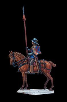Сoutillier. Compagnie d'ordonnance by Vladimir_Golubev · Putty&Paint Figurer, Armies, Secret Life, 15th Century, Soldiers, Warriors, Tin, Burgundy, Medieval