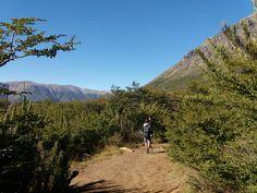 Trilha Refugio Frey. Bariloche, Argentina