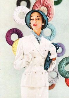 Jean Patchett, Lifesavers, '50s