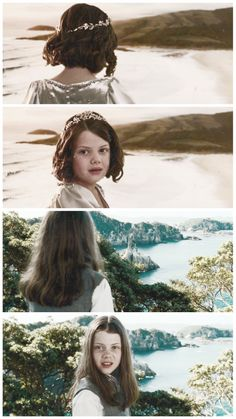 The Chronicles of Narnia, Prince Caspian: Hmmmm....is it just me or has Lucy been here before?!