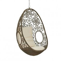 Lotus Hanging Pod Chair