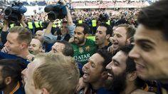 La celebración de la Liga 2015/16 en Granada | FC Barcelona
