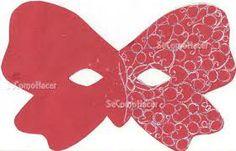 como hacer mascaras de carnaval - Buscar con Google