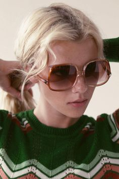 Stone Fox 70's Sunnies ||  Stoned Immaculate Vintage