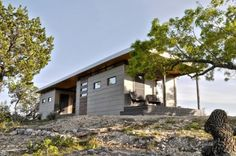 Modern 500 sq. ft. Cabin Makes the Most of Every Square Inch