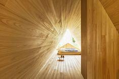 Airbnb launches internal design studio Samara with future house prototype Future House, Architecture Restaurant, Interior Architecture, Japanese Architecture, Design Studio, Home Design, Design Ideas, Sou Fujimoto, Cedar Homes